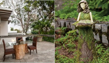 10 Interesting Ways You Can Use Tree Stumps