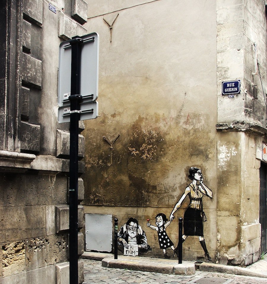 Of The Craziest Street Wall Artwork From Around The World_005