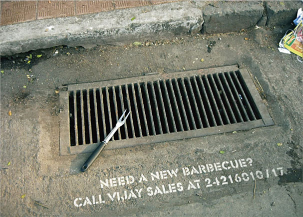 Street Ads That Will Make You Question Your Thinking Cap (27)