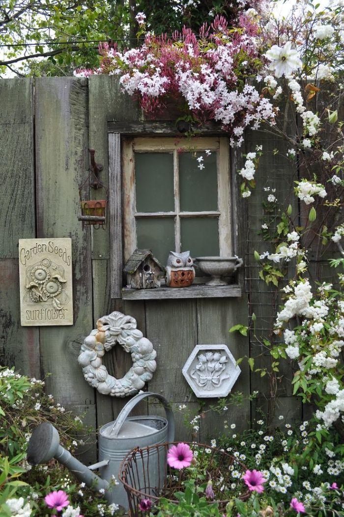 Ways To Make Your Garden Fences Look Extraordinary 5