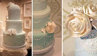 25 Lace Wedding Cakes That Are Too Pretty To Be Eaten