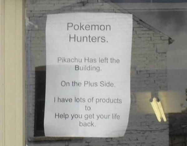 pokemon-go-signs-that-say-pokemon-no-4