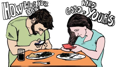 These Pictures Sum Up Your Smartphone Addiction