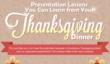 Lessons You Can Take Away From A Thanksgiving Spread - Infographic