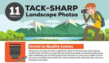 Want To Take Great Landscapes Photos? Follow These 11 Steps