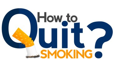 Say Goodbye To Your Cigarettes - Infographic