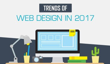 Web Designing – What's Trending For 2017- Infographic