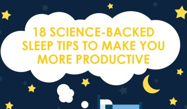 Here is How Improved Sleep Can Increase Your Productivity - Infographic