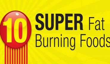 Top 10 Foods That Burn Fat! - Infographic