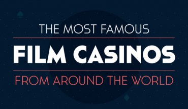 About The Casinos You've Seen In Movies - Infographic
