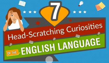 Why English Is Such A Puzzling Language - Infographic