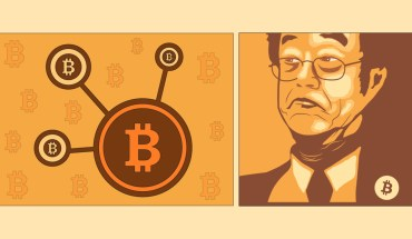 The Past and The Future Of Bitcoin - Infographic
