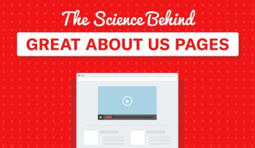"""How To Make A Good """"About Us"""" Page - Infographic"""