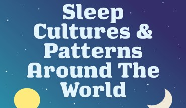 People Around The World And Their Sleeping Habits - Infographic