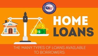 All You Need To Know About America's FHA & Conventional Loans - Infographic