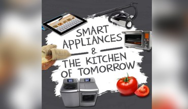 Smart Kitchen And Its Advanced Appliances Of Tomorrow - Infographic