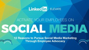Get Your Employees on Social Media Today - Infographic