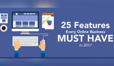 How to Create a User-Friendly Website: 25 Must-Have Features - Infographic