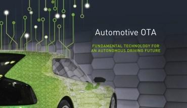 Automotive OTA: A Quantum Leap for Autonomous Cars - Infographic