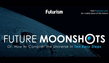 Moonshots: Man's Quest to Transform Our Planet - Infographic
