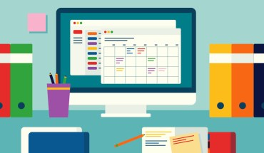 Color Code Your Documents for an Organized Workspace - Infographic