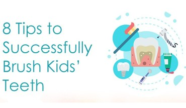 Teaching Your Kid to Brush Teeth: 8 Super Tips - Infographic
