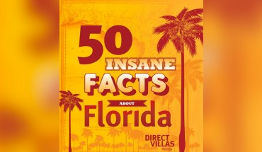 Florida: 50 Fascinating Facts on the Sunshine State - Infographic