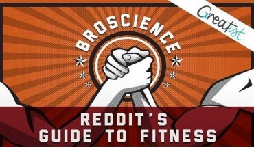 Guide to Fitness: The Reddit Version - Infographic