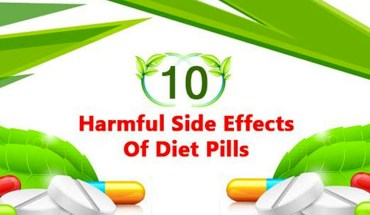 Diet Pills: All You'll Lose Is Your Good Health - Infographic