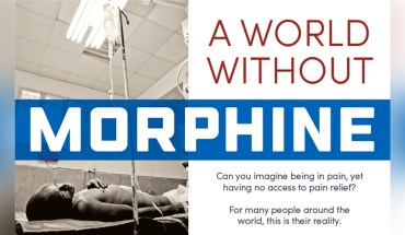 The Great Morphine Divide: The Inequitable Access to Palliative Care - Infographic