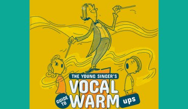 Innovative and Fun Vocal Warm-Ups for Young Singers - Infographic