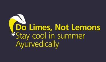 Stay Cool Holistically in Summer: The Ayurveda Route - Infographic