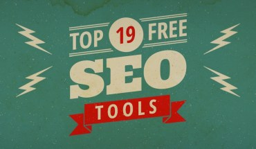 Best-In-Class Performance: The Top 19 Free SEO Tools for 2018 - Infographic
