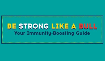 Eat Right, Sleep Right and Keep Laughing: Your Best Immunity Boosters - Infographic