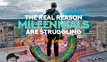 Myths Vs Realities: The Real Truths About Why Millennials are Struggling - Infographic