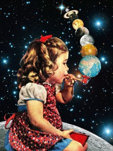 10 Paintings by Eugenia Loli That Spell Wit
