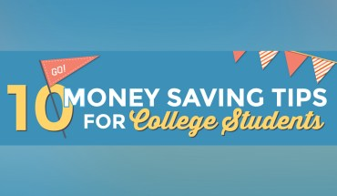 Learning to Live Smart: 10 Ways for College Kids to Manage Money Better - Infographic