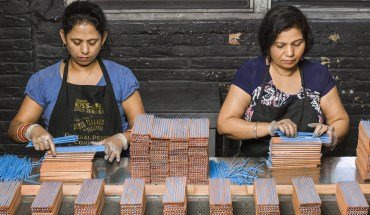 Photo Story of Pencil Manufacturing Process by Christopher Payne