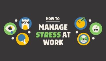 Kill Bad Stress, Ignite Good Stress: Here's How - Infographic