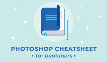 Beginner's Guide to Photoshop: One-Stop Cheatsheet - Infographic