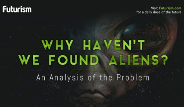 Why Are There No Aliens on Planet Earth? - Infographic