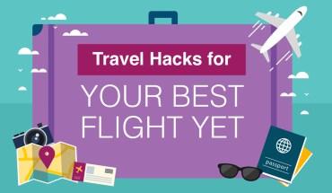 Best Travel Hacks for Maximum Travel Comfort - Infographic