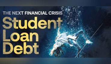 US Student Loans: The Next Financial Tsunami? - Infographic