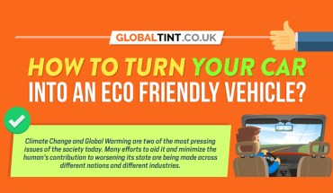 Save Your World: Make Your Car Eco-Friendly, Starting Today! - Infographic