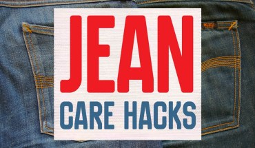 No-Wash Jean Care Tricks - Infographic