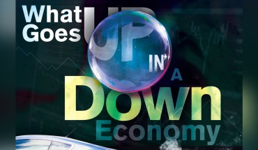 What Goes Up In A Down Economy? - Infographic