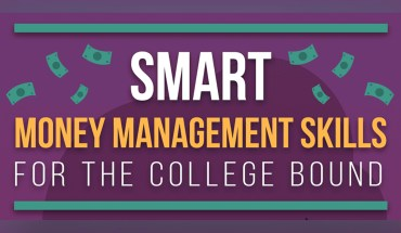 Investing for the Future: Money Management Skills for College-Bound Students - Infographic