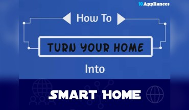 Room-by-Room Guide to Convert Your Home into a Smart Home - Infographic
