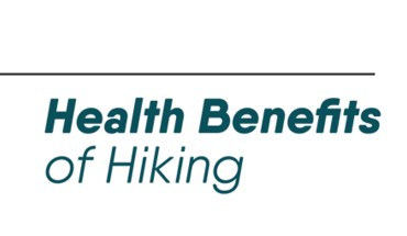 Exercise for the Body, Mind and Soul: Go Hiking - Infographic