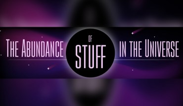 A Close Look at the 'Stuff' that Makes Up the Universe - Infographic